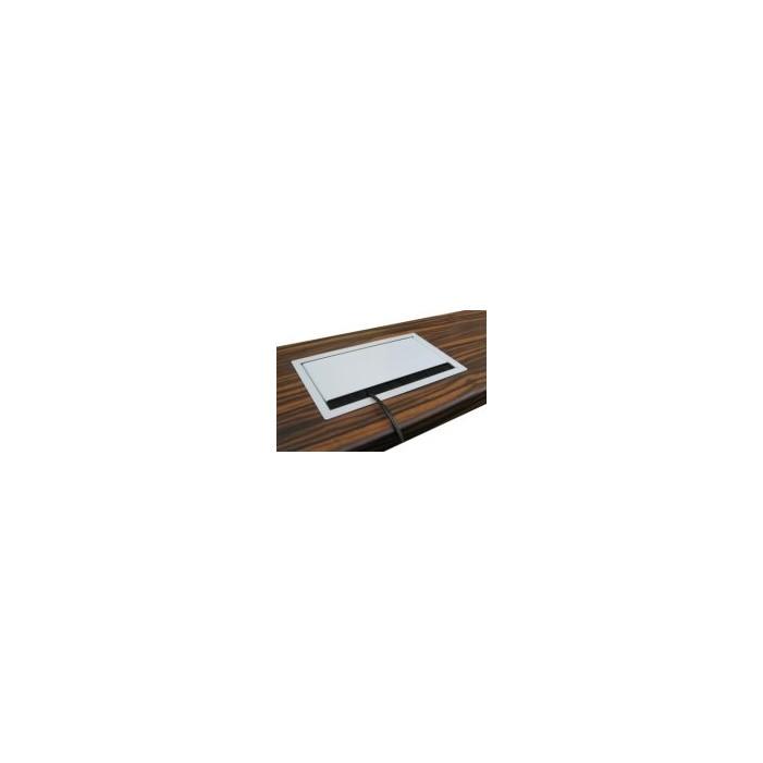 Mediaport Magnat Box, 3 gniazda 230V + RJ45, 3m