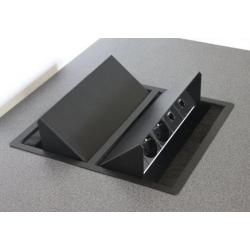 Mediaport Magnat Box Duo, 4 gniazda 230V, 3m.