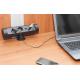 Mediaport Magnat Tube, 5 gniazd 230V + gniazdo HDMI