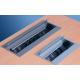 Mediaport Bachmann Conference 4 x 230V, efekt chromowania