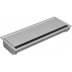 Mediaport Bachmann Coni, srebrno-szary, 6x 230V
