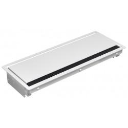 Mediaport Bachmann Coni, biały, 6x 230V