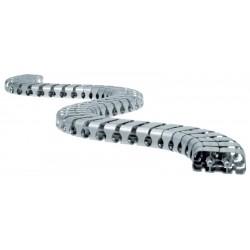 Wąż kablowy Bachmann Classic podłogowy, srebrny