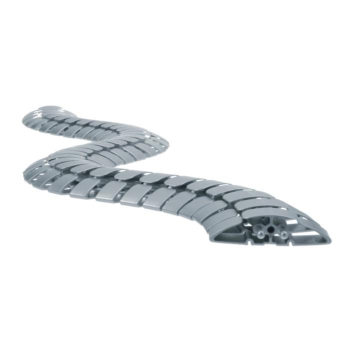 Wąż kablowy Bachmann PRO podłogowy, srebrny
