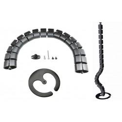 Wąż kablowy Bachmann Premium-Set czarny (montaż pionowy)