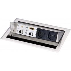 Kindermann CablePort Standard, 4-modułowy