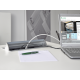 Mediaport AH Meyer Axial Comfort - 2x 230V + RJ45 + 2x USB