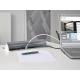 Mediaport Axial Comfort - 2x 230V + 2x RJ45 + USB + HDMI + RCA + VGA