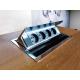 Mediaport INTEGRA - 4x230V chromowany